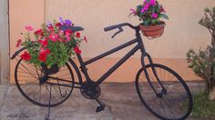 Bicicleta ornamental