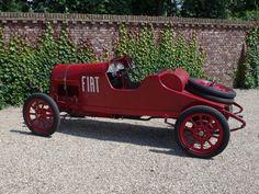 1924 Fiat 501 - Biposto | Classic Driver Market