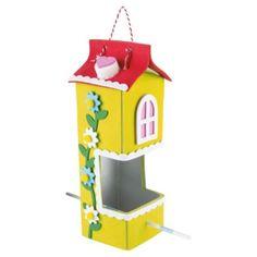 Buy Go Create Eco Craft Juice Carton Bird Feeder from our Art Supplies range - Tesco