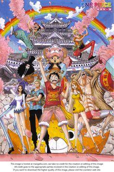 One Piece 843: Vinsmoke Sanji at MangaFox.me