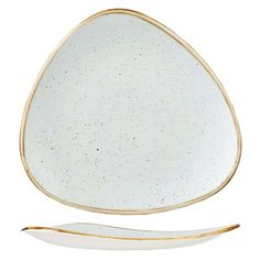 Stonecast Triangular Plate