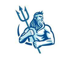 Neptune in Logo