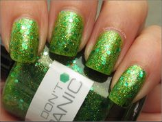 Nerd Lacquer Don't Panic