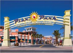 Pier Park Panama City Beach, FL - loved this place!