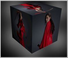 PHOTOSHOP TUTORIELS-3D CUBE in Photoshop CS5 3D CUBE in Photoshop CS5The Cube could be made in Photoshop all along, but it required a lot of effort and manipulation. In CS5 making a Cube from an image is very simple.You can...