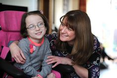 Liverpool girl with cerebral palsy's sponge house dream to protect her from bumps will become a reality