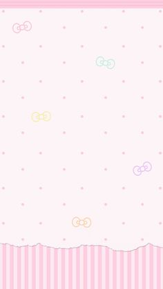 Cute Bows Wallpaper
