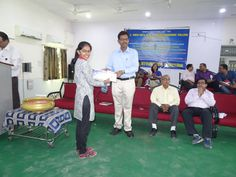 Prize Distribution Function At Amroli College 27-02-2016