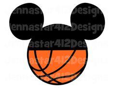 Mickey+Head+Basketball+DIY+Printable+Iron+by+JennaStar412Designs,+$2.00