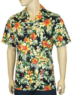 e55fc6d9 Check out the deal on Beach Parrots Aloha Shirt at Shaka Time Hawaii  Clothing Store FREE