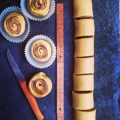 Louises køkken: kanelsnegl cinnamonbun zimtbrötchen