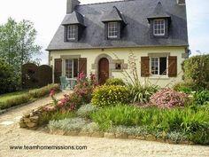 Arquitectura de Casas: casas estilo Country.