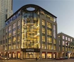 Barneys New York, Chicago Mercantile Exchange, Barneys New York, Multi Story Building, Chicago, Nyc, Shopping, Architecture, New York