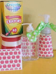 teacher hand wash and hand sanitizer  teacher appreciation