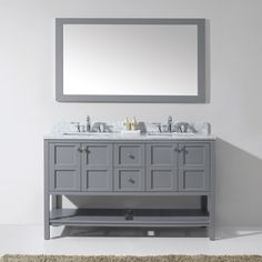 includs sink and mirror