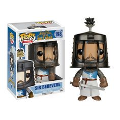 Monty Pyton and the Holy Grail: Sir Bedevere Pop! figure by Funko