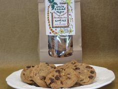 #GourmetCookies Vegan Peanut Butter, Chocolate Peanut Butter, Chocolate Chip Cookies, Chocolate Chips, Gourmet Cookies, Yummy Cookies, Easter Chocolate, Gourmet Recipes, Yummy Food