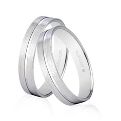 Alianzas de boda Oro 1ª Ley 18Kts. blanco Argyor ref. 5B40494 18K