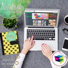 Nuevo producto Personálika! Personaliza esta increíble Notebook, elige cualquiera de nuestros innovadores diseños y lleva todas tus notas de una manera super original. ¡Encuéntrala en tu franquicia Personálika más cercana!