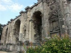 Porte de Mars (gallo-romaine) à Reims