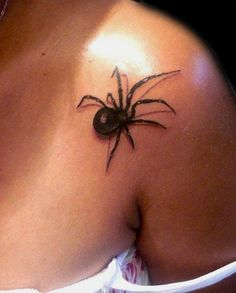Free Tattoo spidres | 3D, araas, Spider Tattoos, spiders, tattoos, tattoo designs, tattoo ...