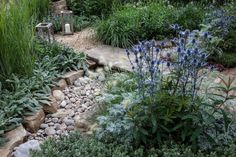 Garden Rocks And Their Role And Impact On The Landscape