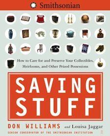 saving stuff