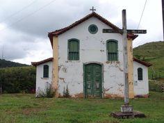 São Bartolomeu, MG,- Brasil - Igreja Nsa. Sra. da Conceição