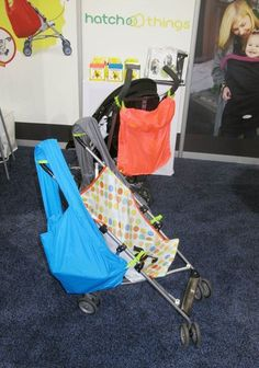 Name Best Problem Solver: #SURESHOP stroller bag from @ApartmentTherapy