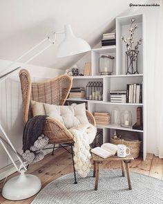 traditional modern home decor - Room Design Trendy Bedroom, Modern Bedroom, Bedroom Neutral, Master Bedrooms, Home Living, Living Room Decor, Den Decor, Modern Living, Wall Decor