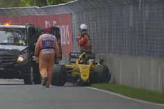 【動画】 ケビン・マグヌッセンがクラッシュ / F1カナダGP フリー走行3回目  [F1 / Formula 1]