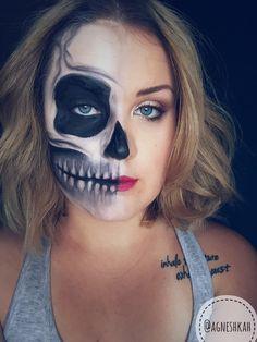 Glamorous skull