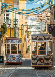 The Splendid Streets of Portugal