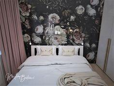 Návrh interiéru bytu Romantika v akcii, pohľad na manželskú posteľ v spálni Furniture, Home Decor, Nostalgia, Decoration Home, Room Decor, Home Furnishings, Home Interior Design, Home Decoration, Interior Design
