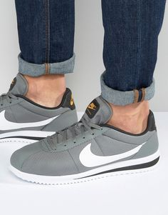 Get this Nike's sneakers now! Click for more details. Worldwide shipping. Nike Cortez Ultra Trainers In Grey 833142-003 - Grey: Trainers by Nike, Textile upper, Smooth overlays, Lace-up fastening, Signature swoosh logo, Branded cuff and tongue, Padded for comfort, Contrast sole, Wipe clean, 100% Textile, Supplier code: 833142-003. Back in 1971 Blue Ribbons Sports introduced the concept of the Greek Goddess of Victory - Nike. Founded a year later in 1972, Nike have a long and esteemed history…