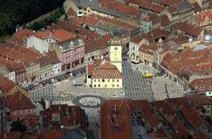 BRASOV (Kronstadt) - An authentic medieval city