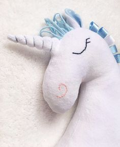 A personal favourite from my Etsy shop https://www.etsy.com/listing/594347987/unicorn-toy-plush-stuffed-unicorn