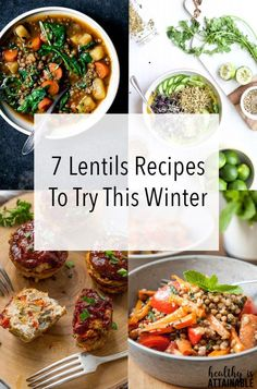7 Lentils Recipes To Try This Winter