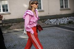 The new 'athleisure'