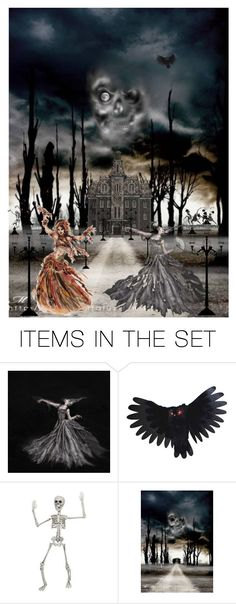 """""""Dance My Pretties..."""" by purplepoet ❤ liked on Polyvore featuring art"""