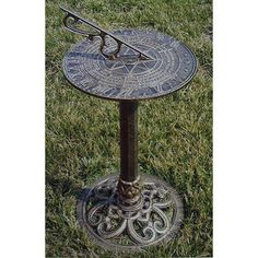 i want a sundial in the back garden but have no clue how much they cost