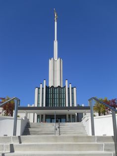 a piece of home. Atlanta Georgia LDS temple    #MormonLink #LDSTemples