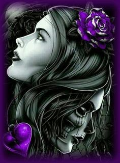 Discover recipes, home ideas, style inspiration and other ideas to try. Day Of The Dead Drawing, Day Of The Dead Artwork, Caveira Mexicana Tattoo, Og Abel Art, Arte Lowrider, Dragons Tattoo, Catrina Tattoo, Skull Girl Tattoo, Cholo Art
