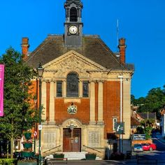 Henley Town Hall