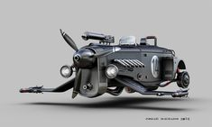 RETRO FIGHTER by Jomar Machado | Transport | 3D | CGSociety