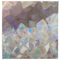 Iridescent Aura Crystals Laptop & Ipad Skin by Thequarry - iPad mini Crystal Aesthetic, Spiritus, Acrylic Box, Iphone Skins, Crystals And Gemstones, Wall Collage, Framed Art Prints, Iridescent, Crafts