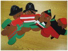 2nd Grade Shenanigans: Oh Gingerbread Boy!