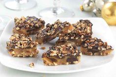 Dark Chocolate Buttercrunch Recipe