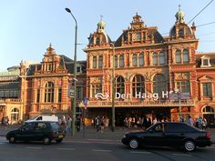 Monumentera - Locatie - Station Den Haag Hollands Spoor