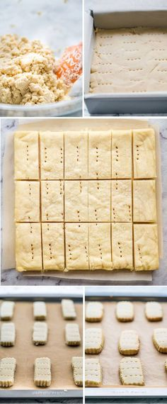 Classic Shortbread Cookies made with only takes 3 ingredients, mouthwatering, buttery and melt in your mouth delicious. A classic holiday cookie, made two ways! www.jocooks.com #shortbread